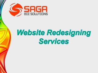 Website Redesigning Services in Hyderabad