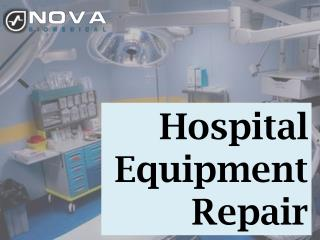 Hospital Equipment Repair