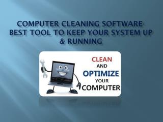 Computer-cleaning-software