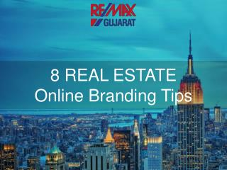 8 Real Estate Online Branding Tips