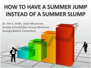 HOW TO HAVE A SUMMER JUMP INSTEAD OF A SUMMER SLUMP