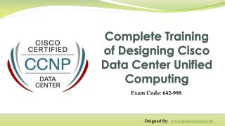 CCNP 642-998 Certification Exam Sample Questions