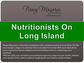 Long Island Dietitian