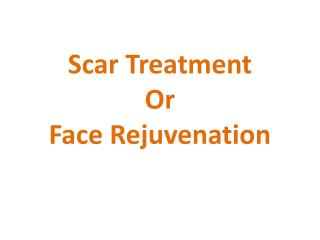 Face Rejuvenation Treatment