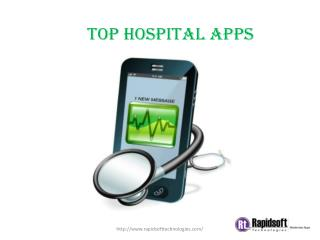 TOP HOSPITAL AppS