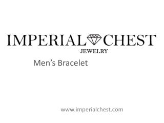 imperial Chest - Mens Bracelet Jewelries