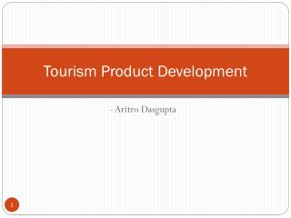 Tourism Product Development | Skyline College