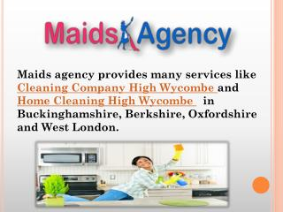 domestic cleaning Slough