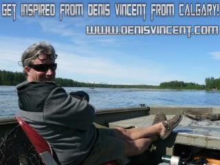 Get inspired from Denis Vincent from Calgary!