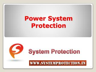 Functions of Equipment Protection