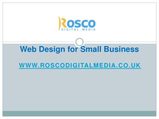 Small Business Website Design Company