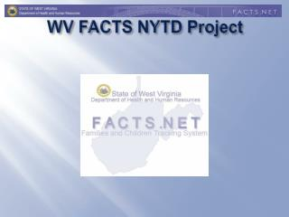 WV FACTS NYTD Project