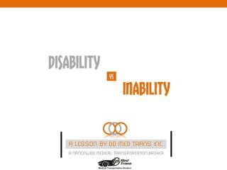 Disability-vs-Inability-By-NEMT,Scottsdale.