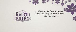 Fusion Homes Noida launched by fusion buildtech