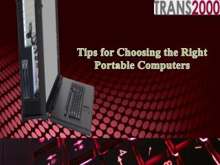 tips on choosing and buying the right computer 10 tips for choosing the perfect domain name by andrea rowland september 16, 2015 you've you want to make sure you choose a.