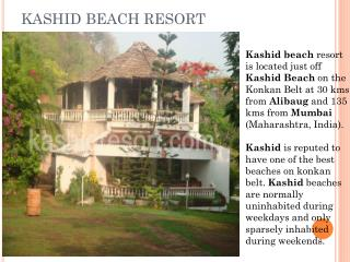 Kashid Beach Resort