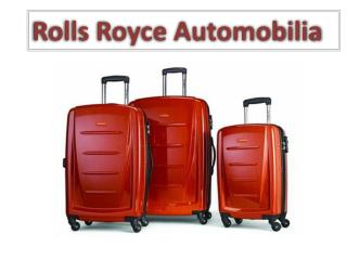 Rolls-Royce Shop - Accessories - Gift - Model | RRautomobilia