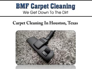 Carpet Cleaning In Houston, Texas