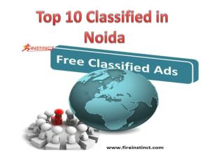 Top 10 Classified in India