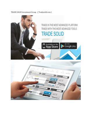 Binary Trade Option For newbies