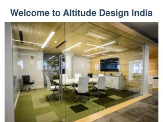 Interior Designer In Delhi - Altitude Design.pptx
