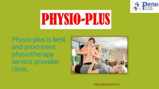 Home Physiotherapy services In Palam Vihar Gurgaon