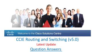CCIE Routing And Switching Dumps