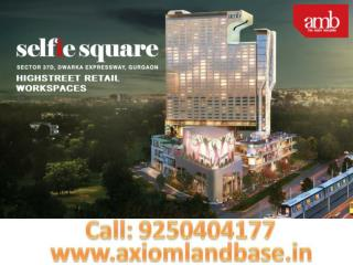 AMB Selfie Square Commercial Shops Call @ 9250404177 Sector 37D Gurgaon
