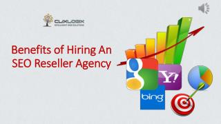 Benefits of Hiring an SEO Reseller Agency