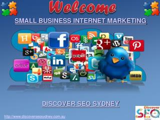 Small Business Internet Marketing in Sydney