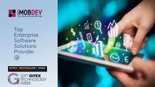 Mobility Solutions Provider participates at Gitex 2015 - iMOBDEV Technologies