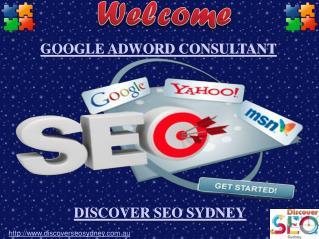 Google Adword Consultant Sydney