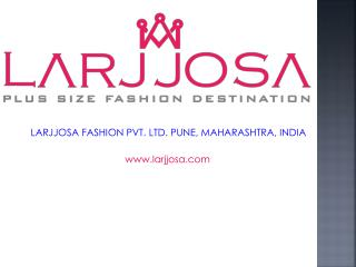 Plus Size Dresses for Women Online India | Larjjosa