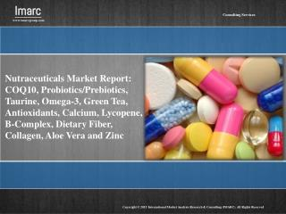 Nutraceuticals - Global Market Forecast and Outlook 2020