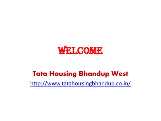 Tata Bhandup West