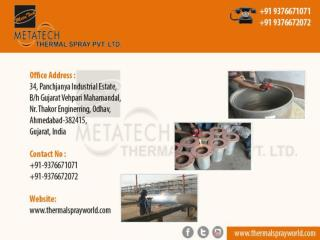 Thermal spray s s Coating, Boiler Tube coating