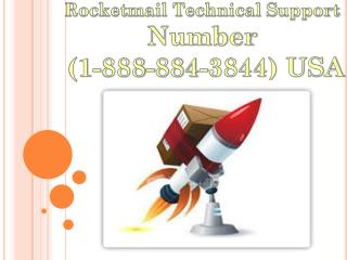 Rocketmail technical support 1-888-884-3844 Rocketmail Customer support