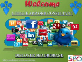 Google Adword Consultant in Brisbane