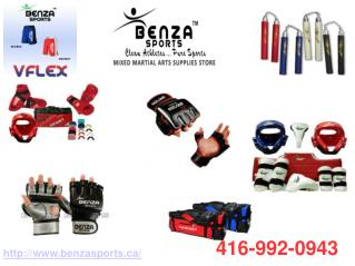 Martial  Arts Supplies Store | Boxing Equipment Toronto Canada | Benza Sports