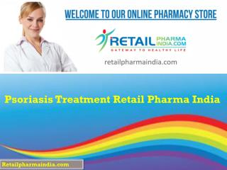 Psoriasis Treatment Retail Pharma India