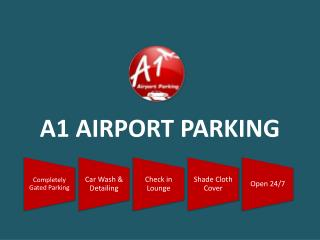 Reliable high class melbourne airport car parking