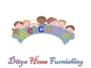 Ditya home furnishing providing different different varieties of curtains.