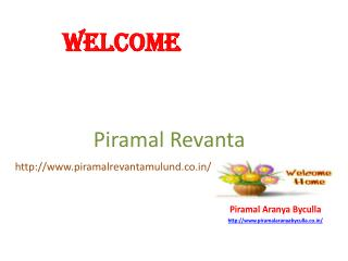 Piramal Revanta Mulund West