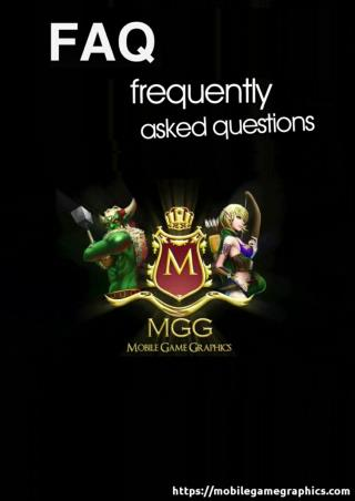 Mobile Game Graphics - Frequently Asked Questions