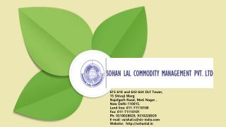 Best Warehousing Practices & Ministry Of Agriculture