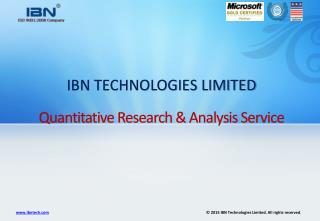 Risk Analysis Services - Quantitative Research Analysis | IBN