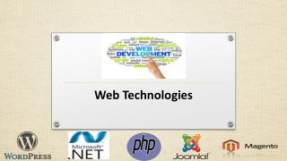 Top web technologies