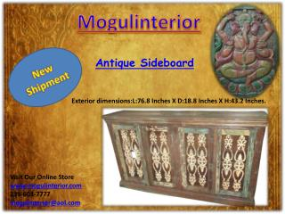 Antique Sideboards Furniture