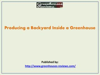 Green Houses-Reviews: Top Five Best Rated Green House Reviews