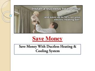 Ductless Air Conditioner |Ductless Contractor
